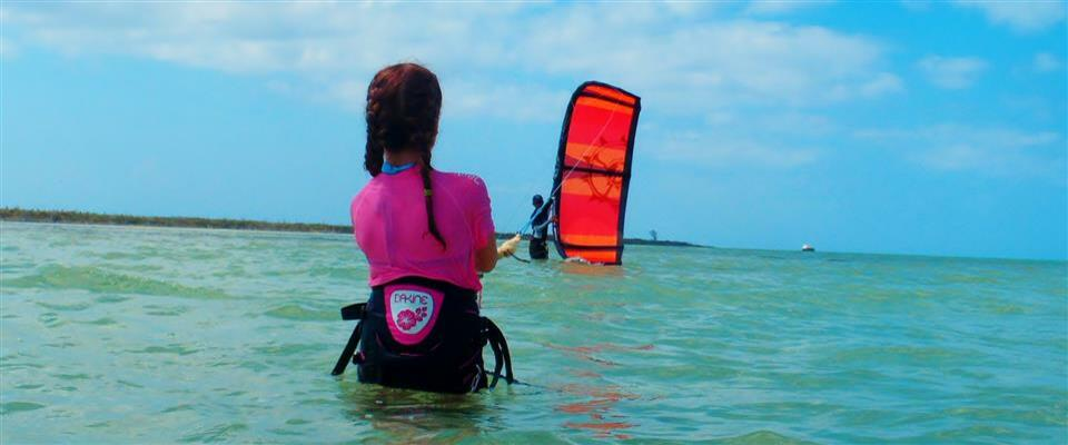 Kiteboarding Academy - On Solid Ground Course