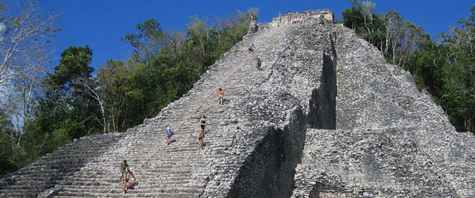 Explore The Ruins Of Coba
