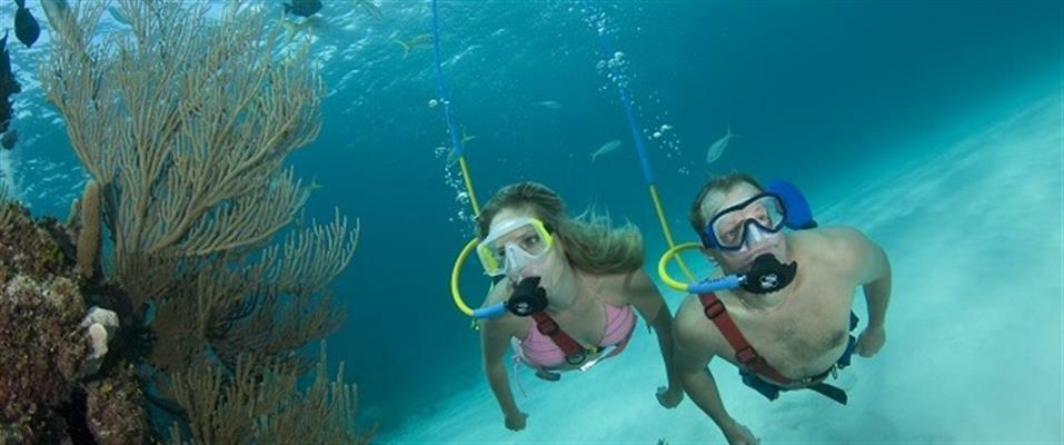 SNUBA Bahamas Trip