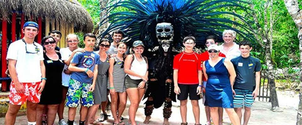 Cozumel Mayan Village Jeep Tour