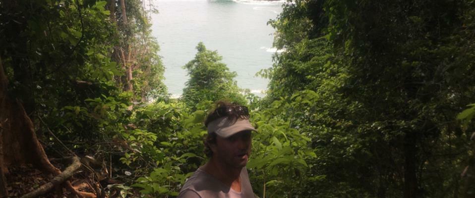 Manuel Antonio Extreme Hiking