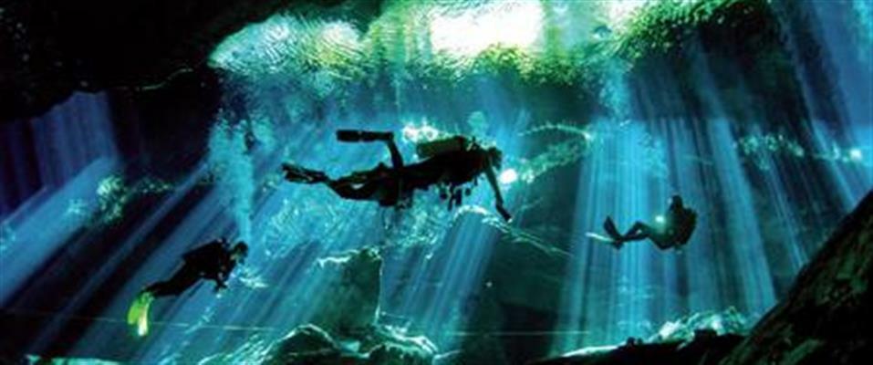 Two tanks Cenotes Dive