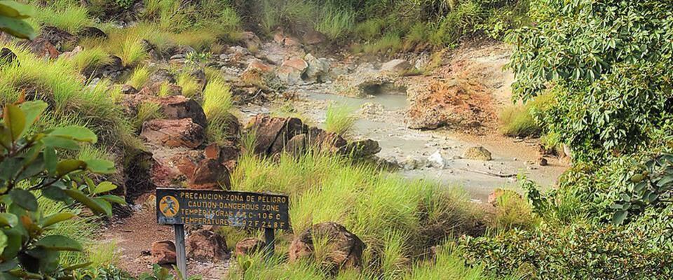 Hiking Rincon de la Vieja