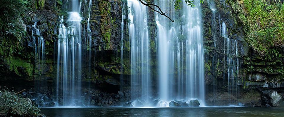 Waterfalls & Spa