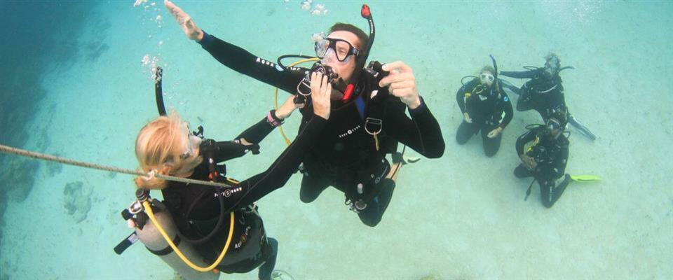 dating for scuba divers