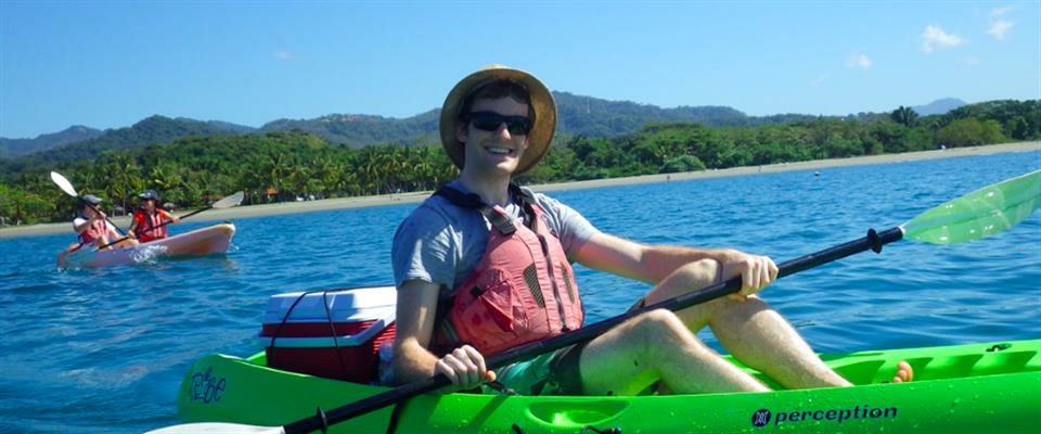 Kayak To Isla Chora And Snorkeling