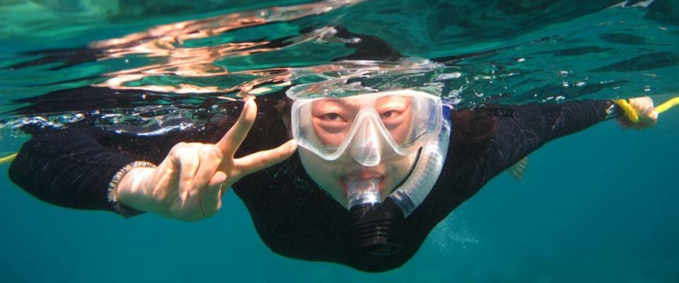 2 Location Guided Snorkeling Tour