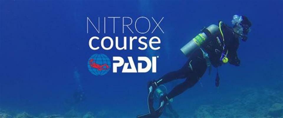 Enriched Air/NITROX Diver Course