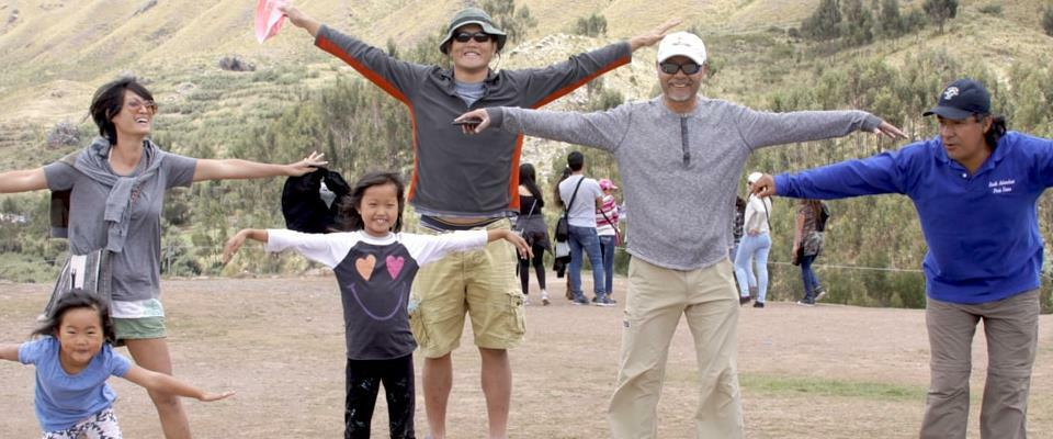 Guided tour of Cusco & Outskirts