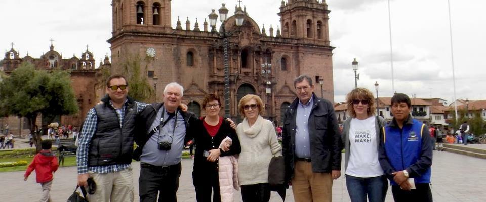 Walking Tour in Cusco