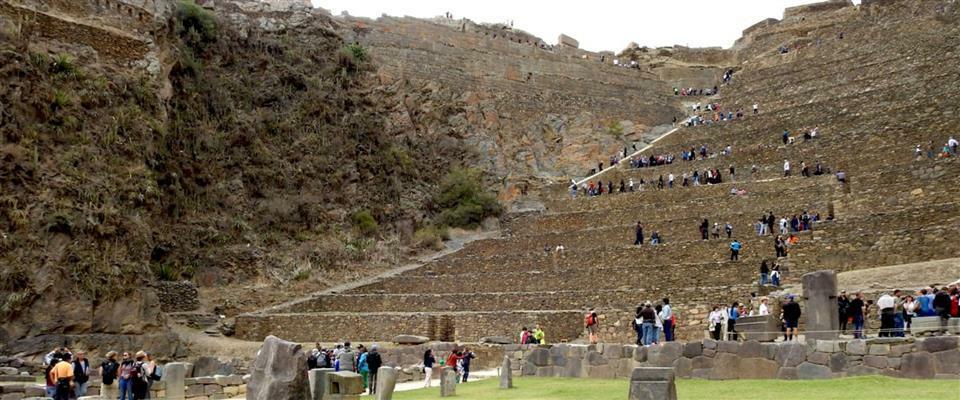 Sacred Valley Maras Moray Salt Mines