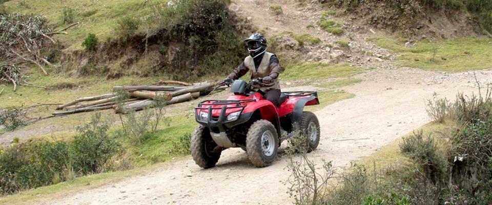 Quad ATV Bike in Maras Moray