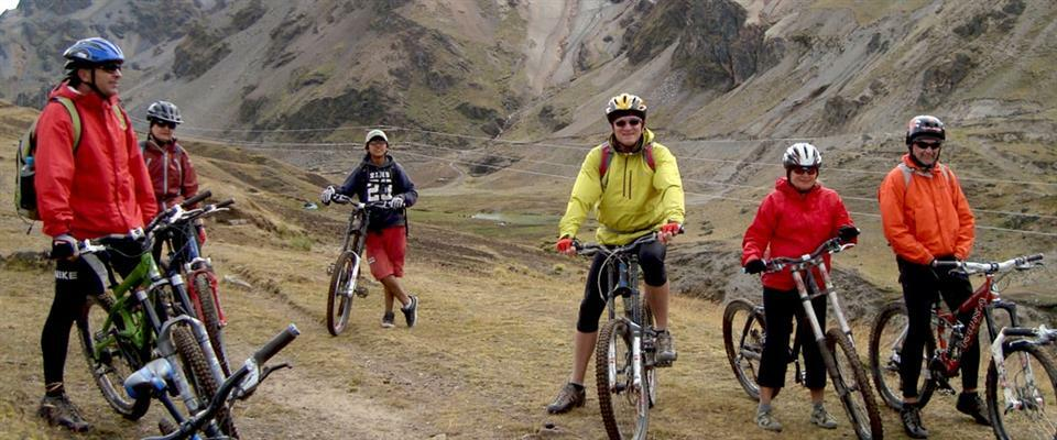 Bike Tour Lares Valley