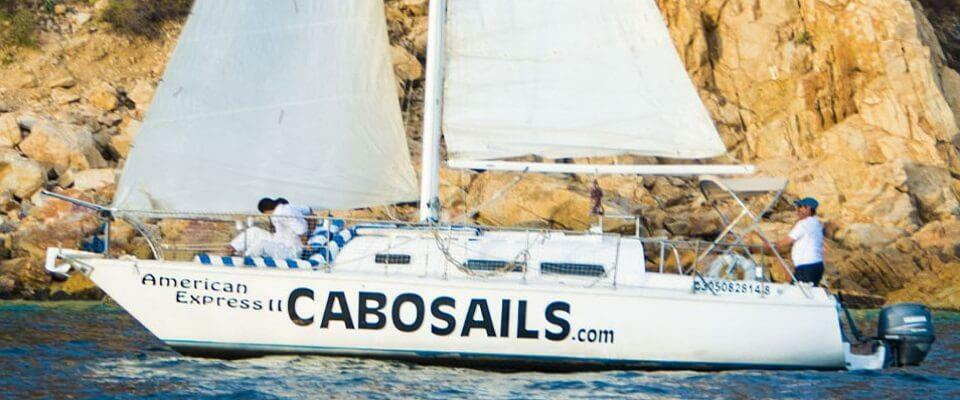 American Express II: 28′ Pearson Sailboat