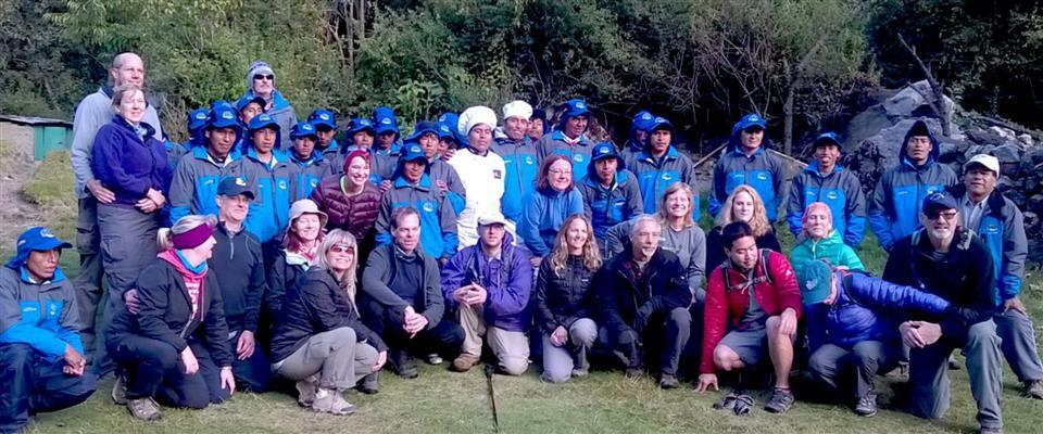 Trek Machu Picchu - Inca Trail -5-7 Day Tours