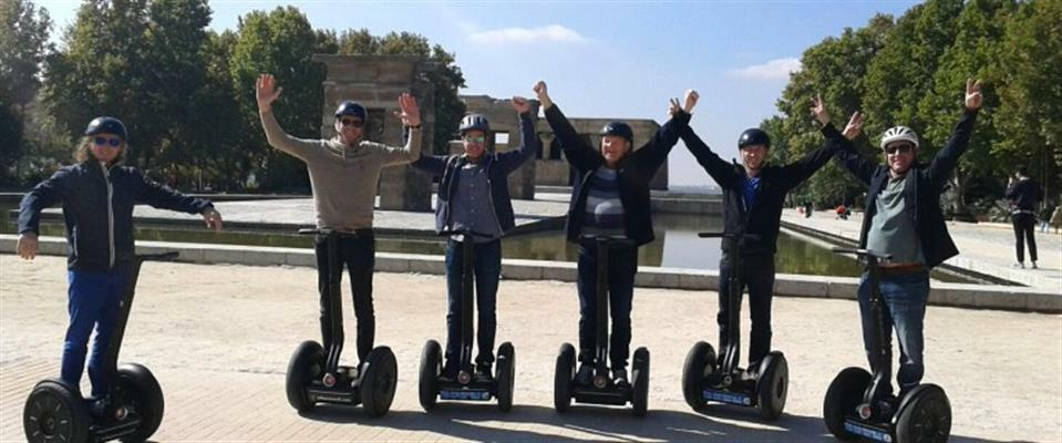 Sightseeing Segway Tour - 1.5 Horas