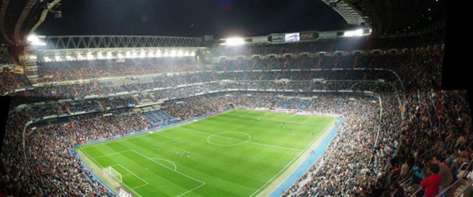 Segway Tour al Real Madrid