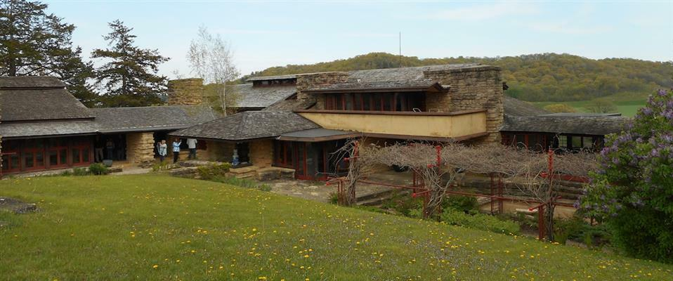 Frank Lloyd Wright Tour 1