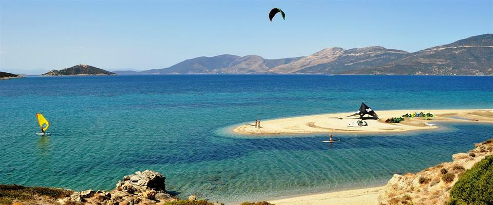 Kite Greece