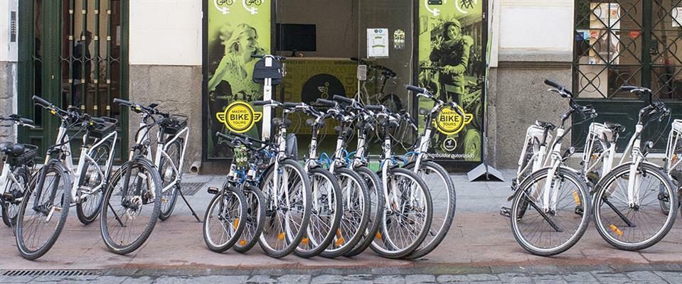 Normal Bicycle Rental