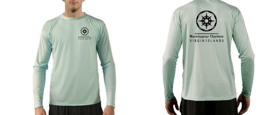 Morningstar Official Rash Guard * Seagrass