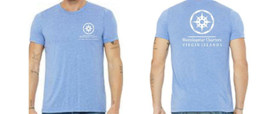 Morningstar Official T Shirt* Blue