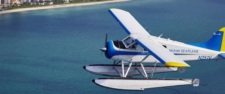 The Ultimate Miami and Beaches Seaplane Tour
