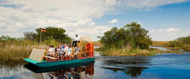 Seaplane and Airboat Adventure!