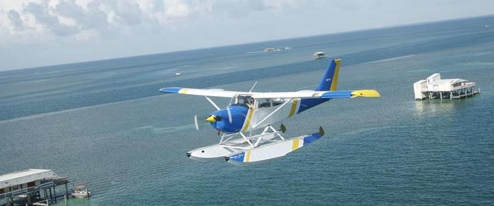 Stiltsville Seaplane Tour