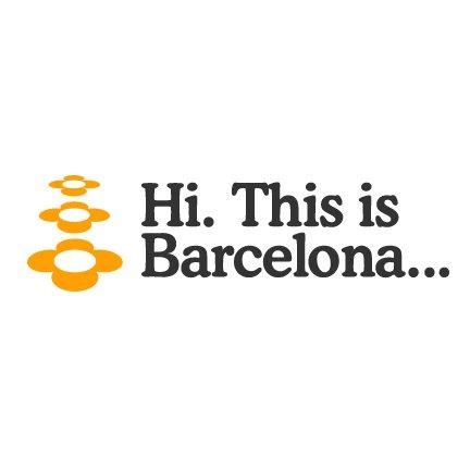 Hi. This is Barcelona