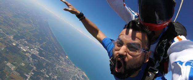 2021 Skydiving Calendar
