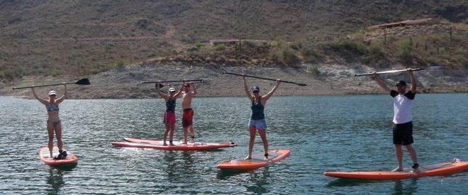 Stand-Up Paddle Board Lessons