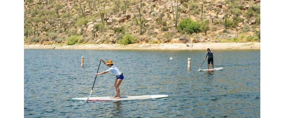 Board and Kayak Rentals