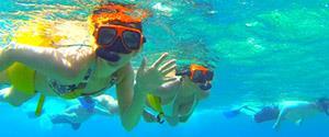 Snorkeling Adventure Cruise Arrival