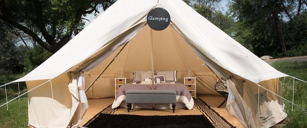 Private Residence Tents