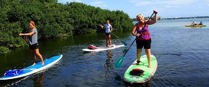 3 Day Stand Up Paddle Board Rental - Small