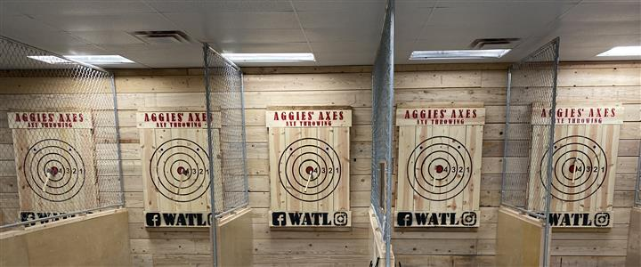 2-Hour Axe Throwing