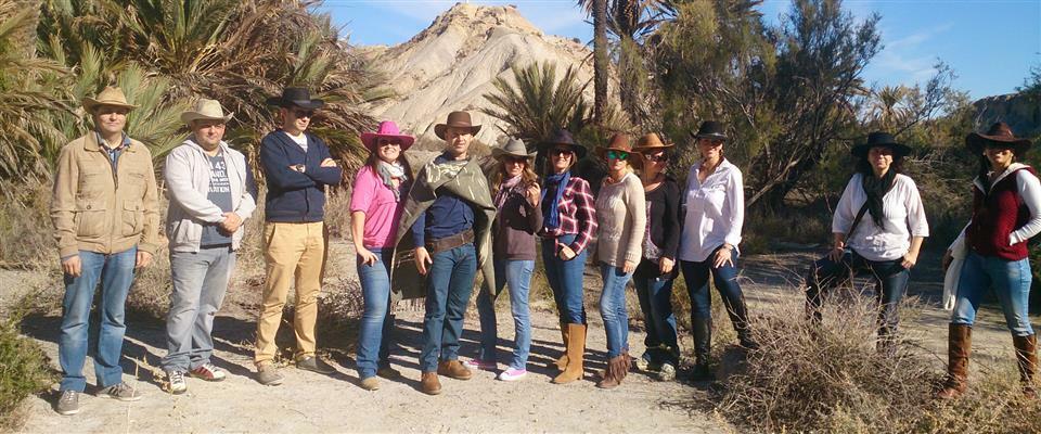 4x4 Discover Tabernas Desert / 4x4 Descubre el Desierto de Tabernas